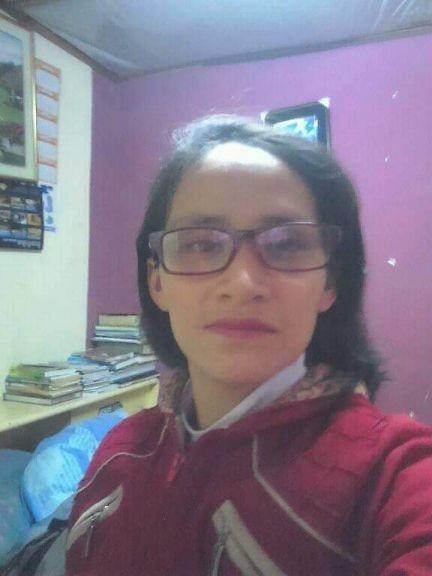 Gabriela, Chica de Huancayo buscando amigos