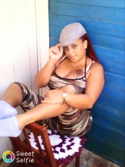 Malefíca, Mujer de Baracoa buscando amigos
