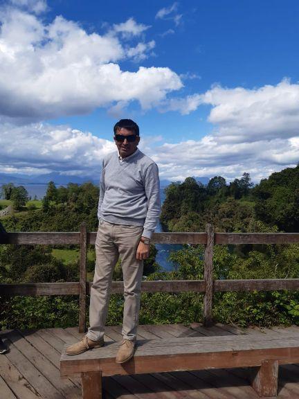 Ramón aravena , Hombre de Concepción buscando pareja