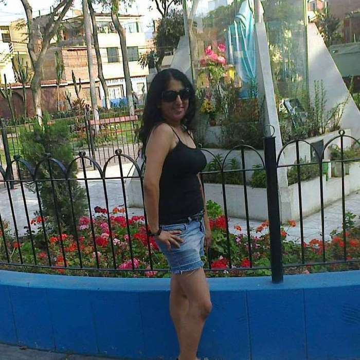 Andrea, Mujer de Trujillo buscando pareja