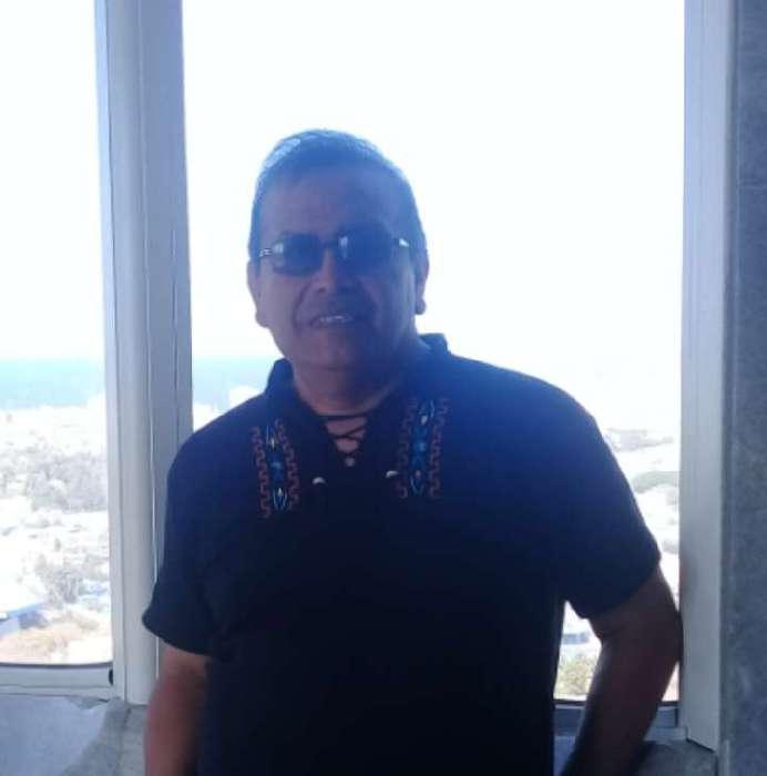 Antonio welliington, Hombre de Quito buscando conocer gente