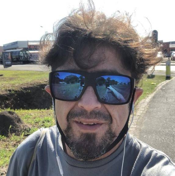 Claudio, Hombre de Maipú buscando una cita ciegas