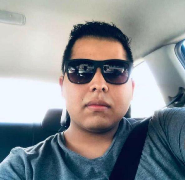 Giancarlo, Chico de Lima buscando conocer gente