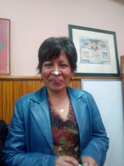 Patricia, Mujer de Oruro buscando conocer gente
