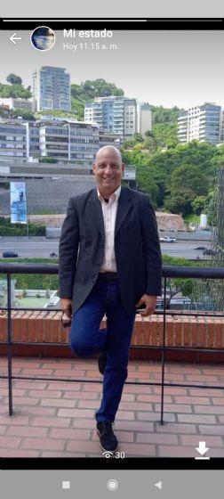 Marco, Mujer de Caracas buscando pareja