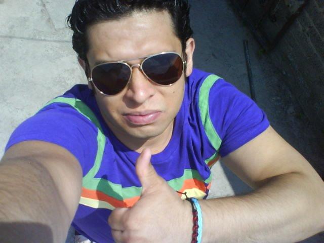 Alvaro_a, Chico de Ecatepec de Morelos buscando una cita ciegas
