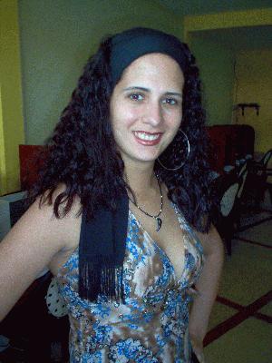 Ambarvioleta, Mujer de CiudadSantiago buscando conocer gente
