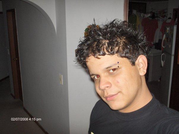 Carlcat17, Chico de Distrito Capital buscando pareja