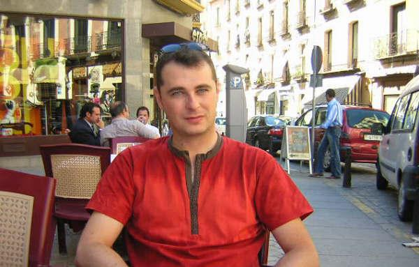 Charly32, Hombre de Madrid buscando pareja