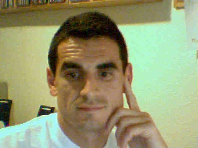 Corremaraton, Hombre de Almería buscando amigos