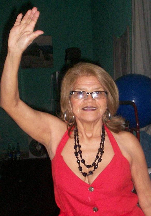 Daramaru, Mujer de Montevideo buscando amigos