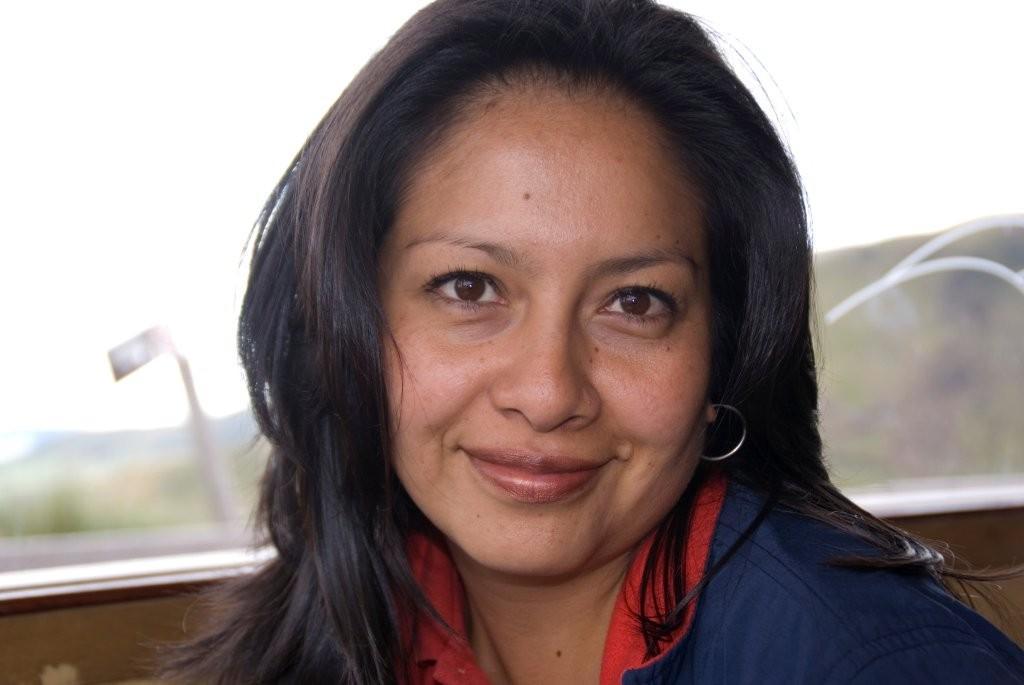 Giney, Mujer de Quito buscando pareja