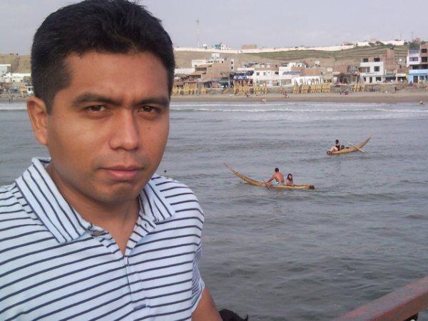 Ivaniro, Hombre de Lima buscando pareja