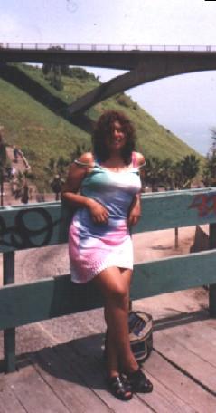 Jandrita, Mujer de Santiago buscando pareja