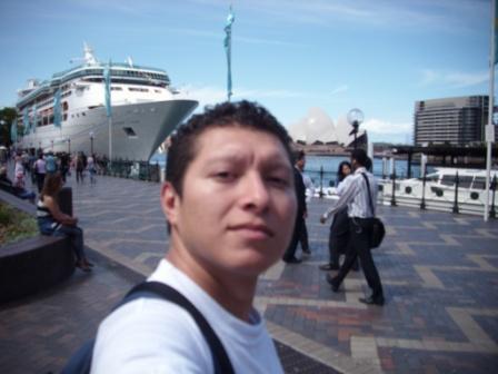 Oscarsaumeth, Hombre de Bogota buscando pareja