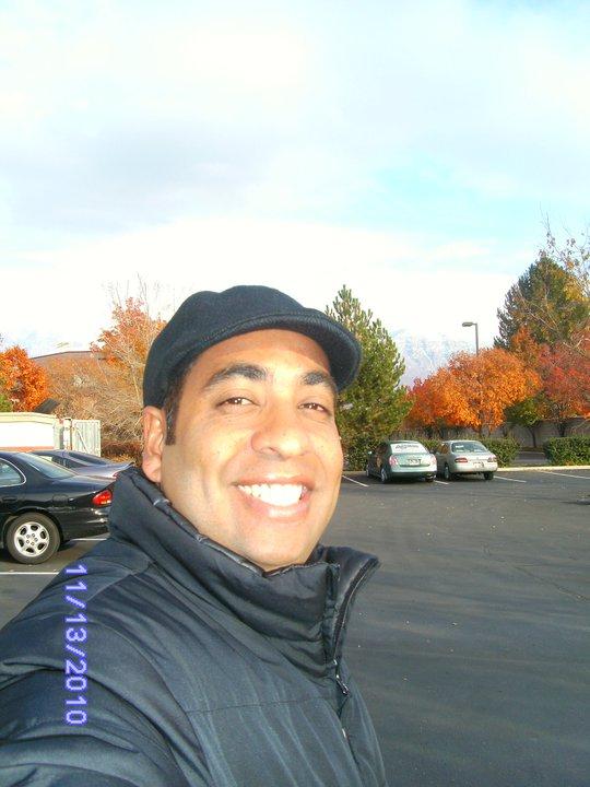 Pavelucho, Hombre de Jersey City buscando una cita ciegas