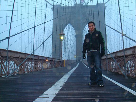 Polo7, Chico de New York buscando pareja