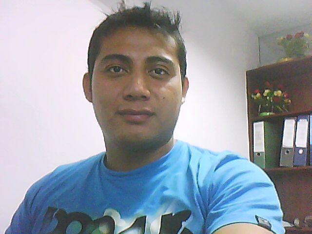 Rafo26, Chico de Lima buscando una cita ciegas