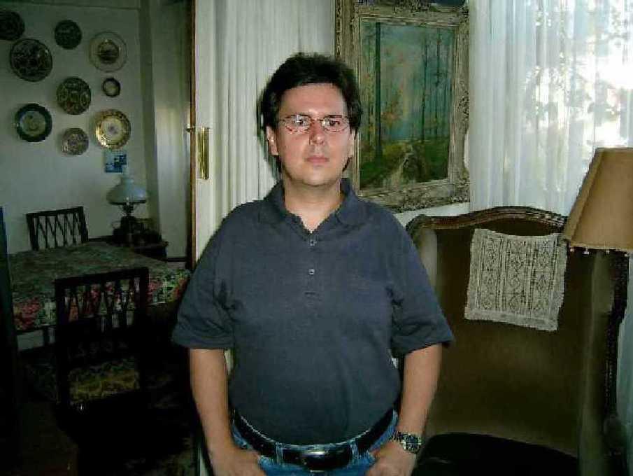 Rickhunter20, Hombre de Villa Crespo buscando una relación seria