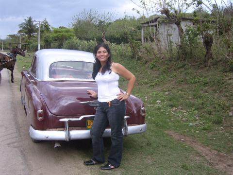 Risela, Chica de Santiago De Cuba buscando pareja