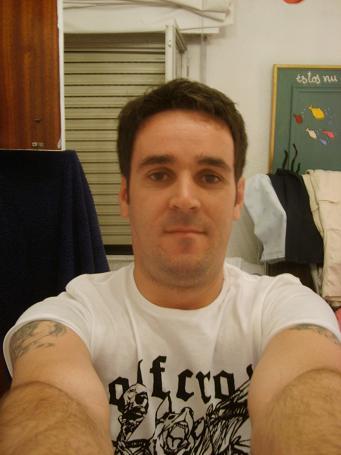 Xavict, Hombre de Madrid buscando pareja